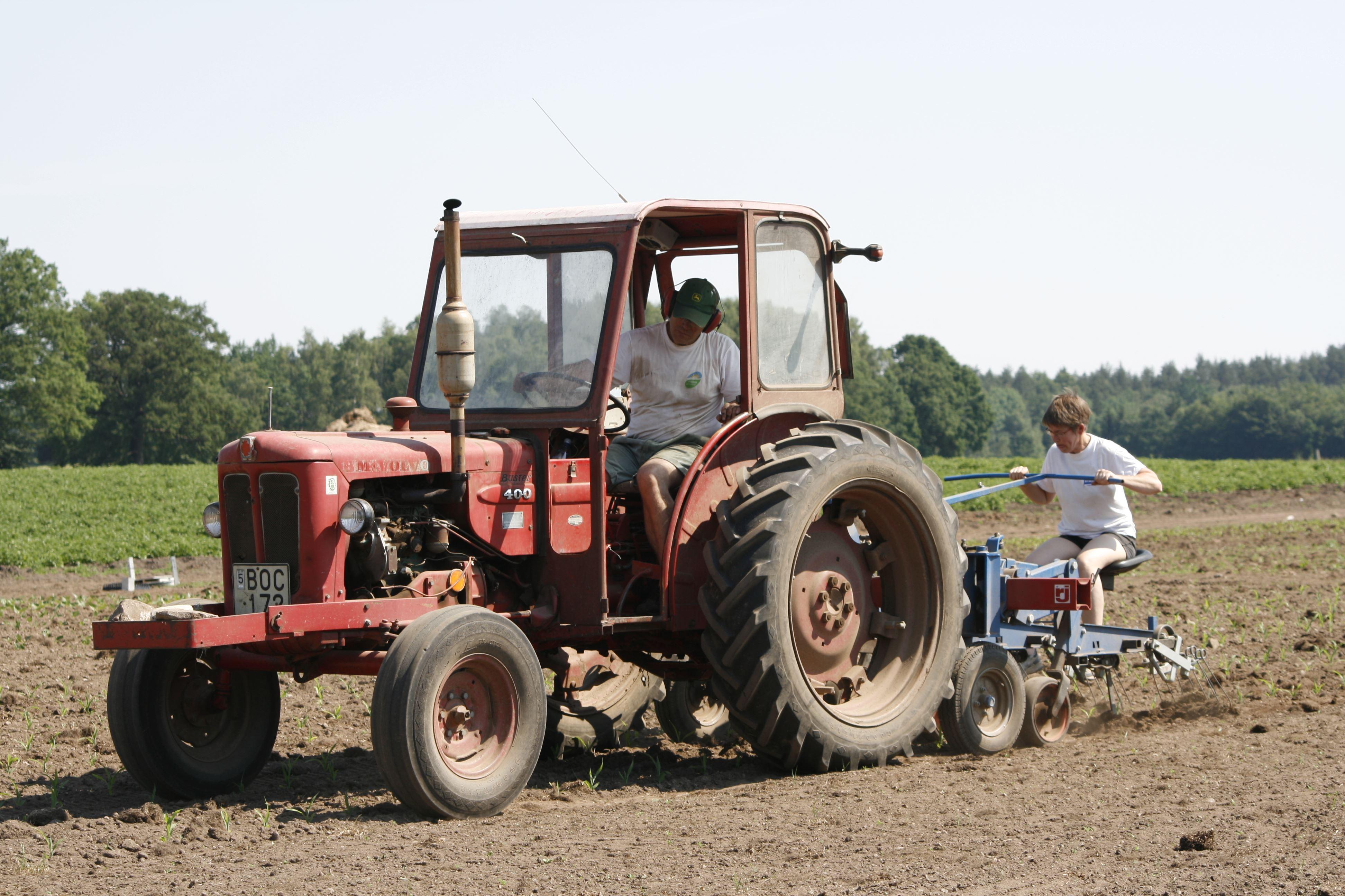 Visit ecological farms in Skåne