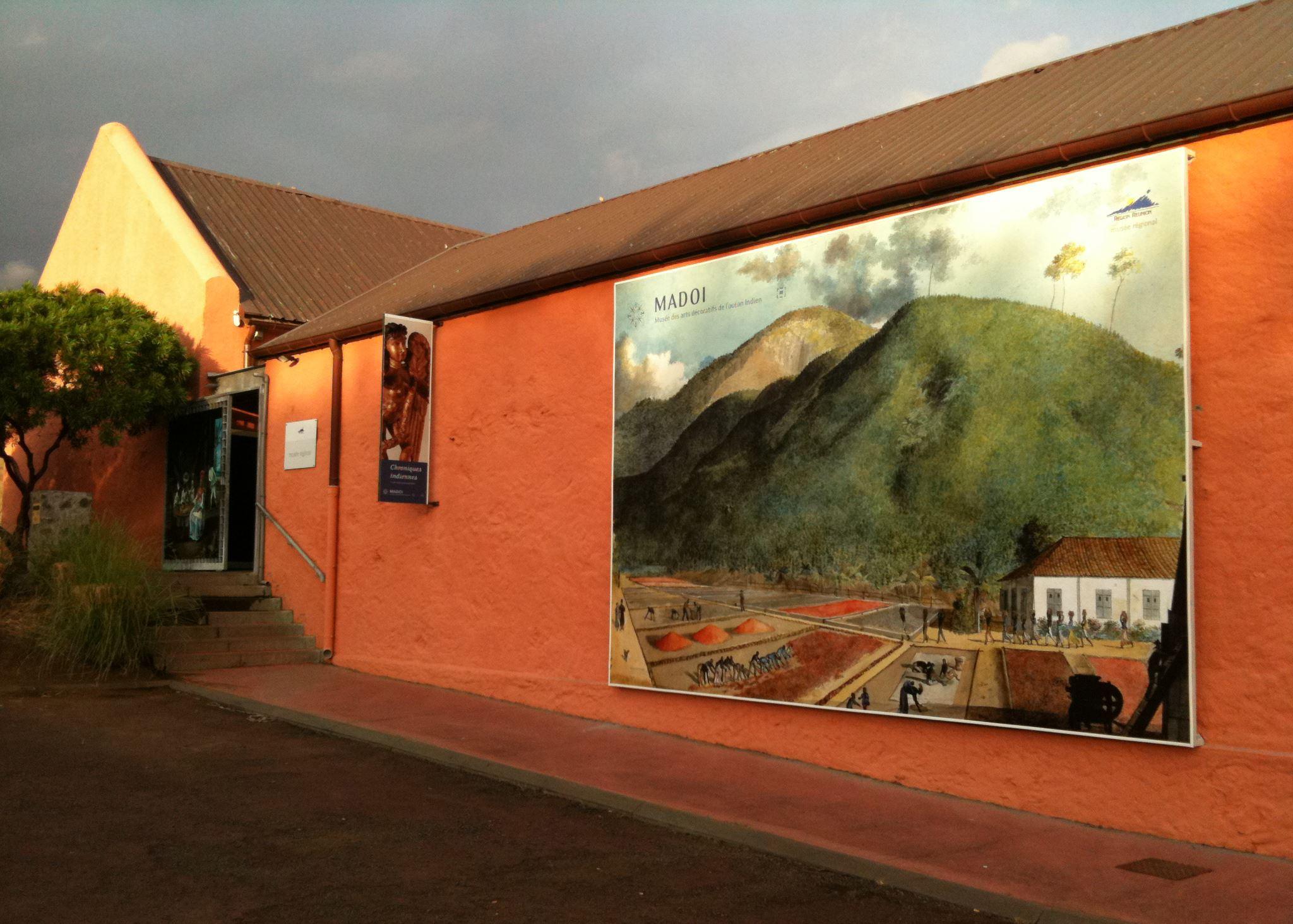MADOI : visite du musée - Billet open