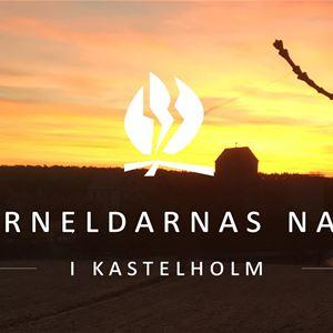 Ancient Bonfires Night at Kastelholm
