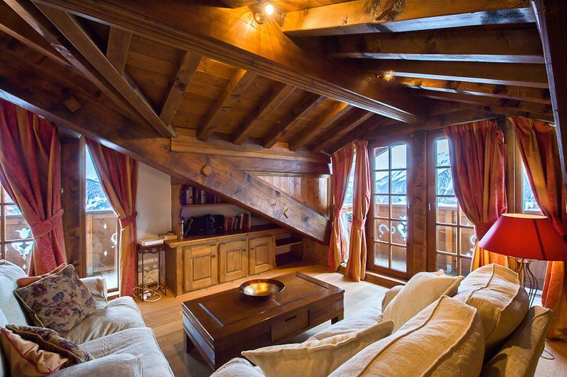 3 rooms 4 people / MARMOTTE 23 (mountain of charm)
