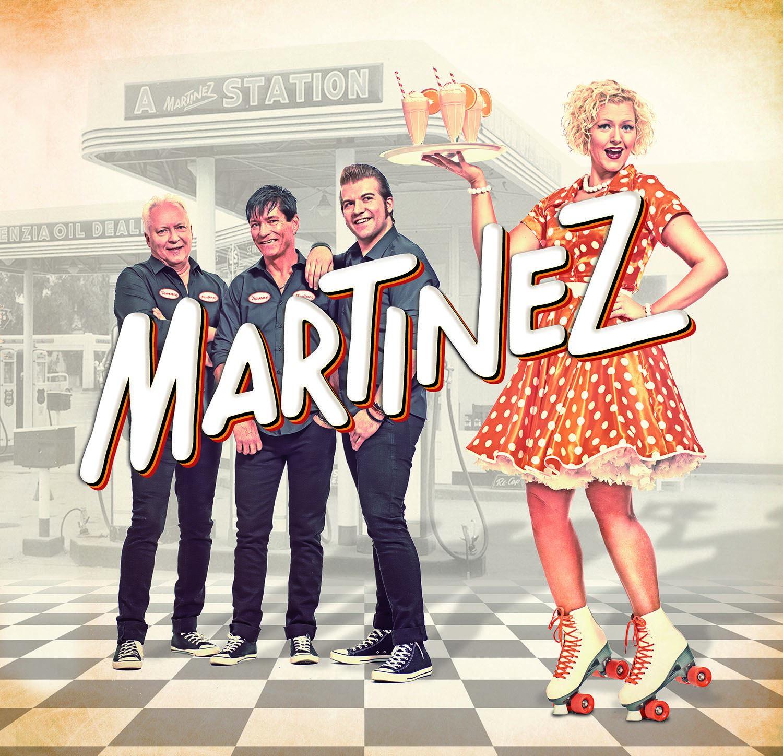 Söndagsdans med Martinez