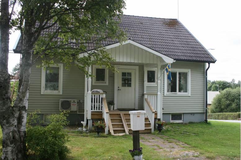 Själevad - Villa i lugnt, familjärt område, husdjur tillåtna