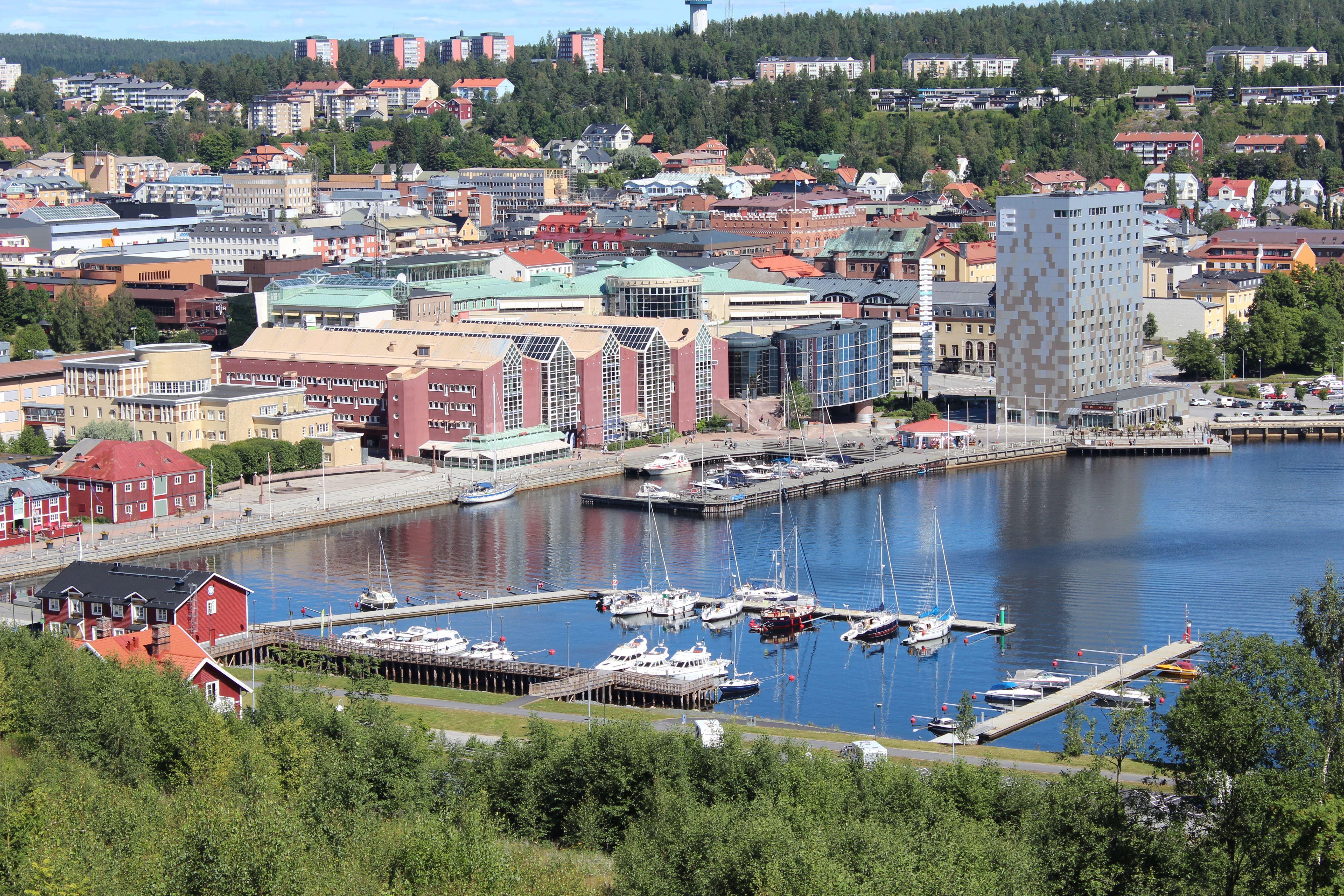 O-Ringen Boatyard City Örnsköldsvik