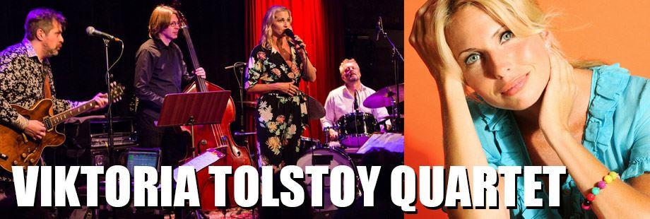 Viktoria Tolstoy Quartet