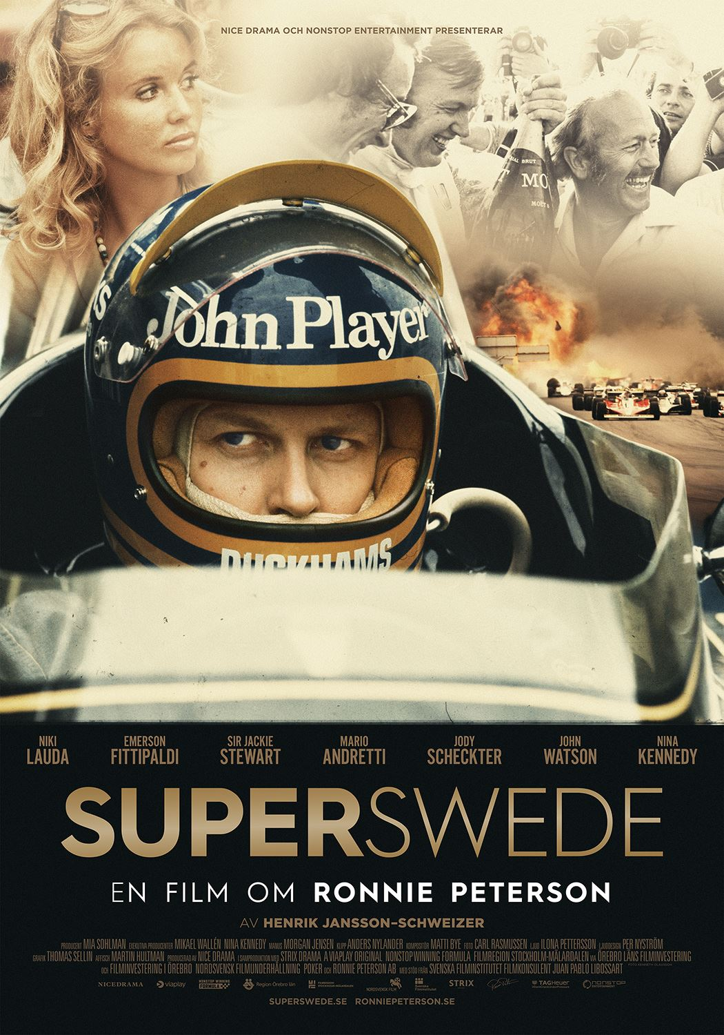 Bio: Superswede - Filmen om Ronnie Petersson