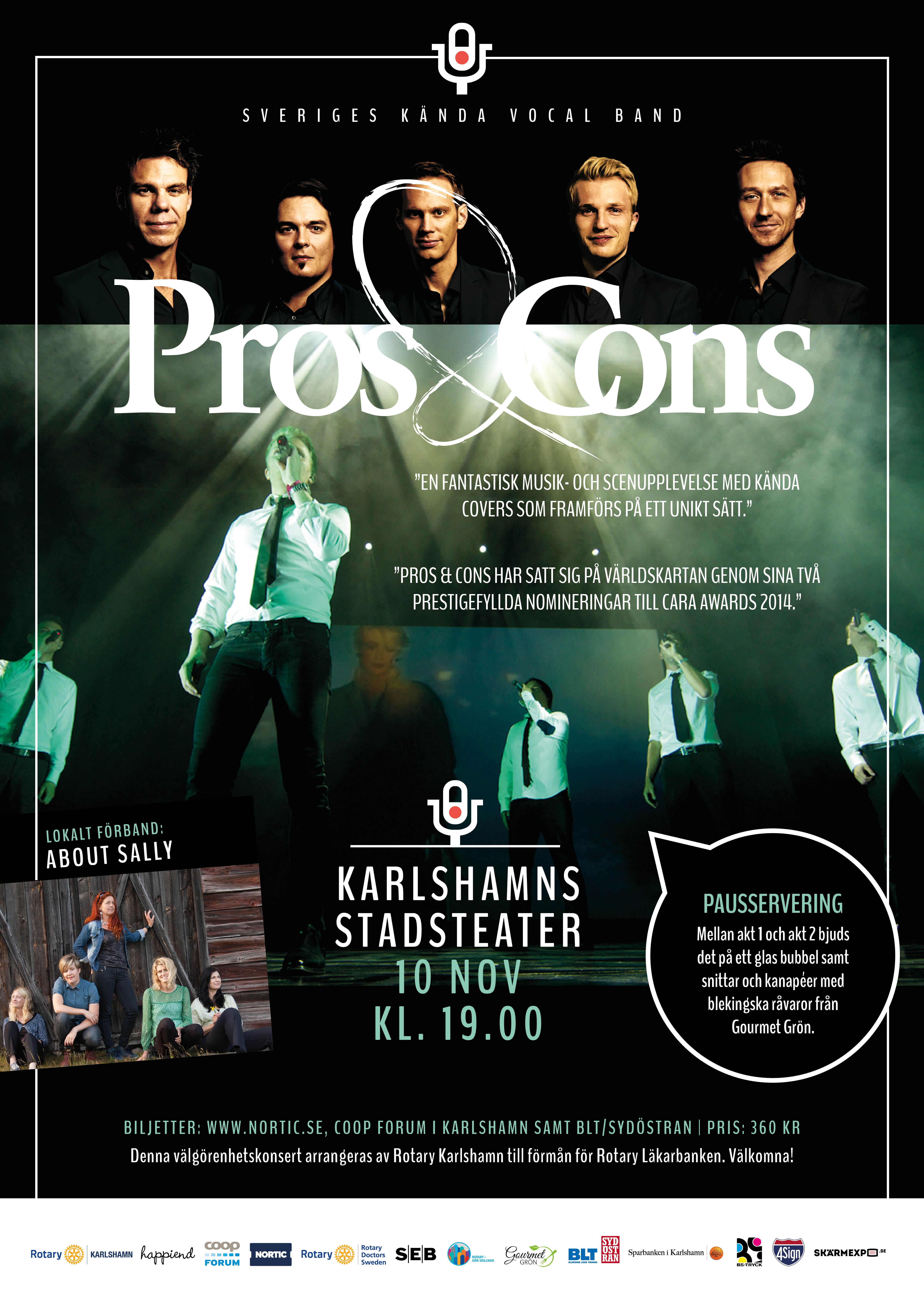 Pros & Cons