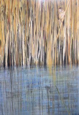 """Utställning: """"Ett strå vassare"""" av Carolina Sundelin"""