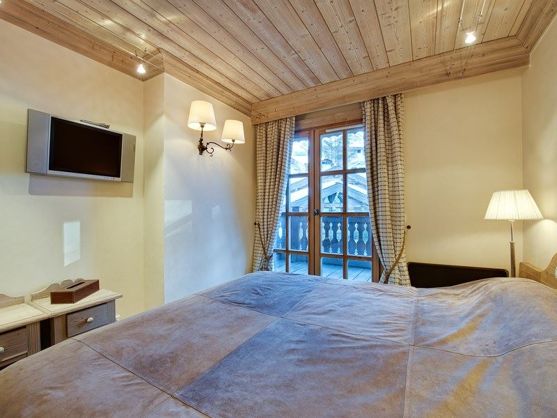 4 rooms 6 people / MONT CHARVET (mountain of dream)