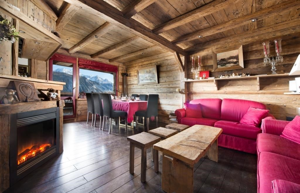 3 rooms 4 people ski-in ski-out / TROIS VALLEES 23 (mountain of charm)
