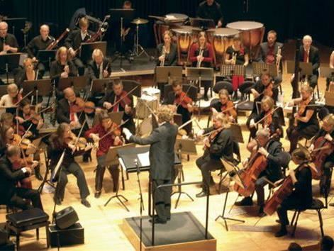 Umeå Music Society Atumn concert