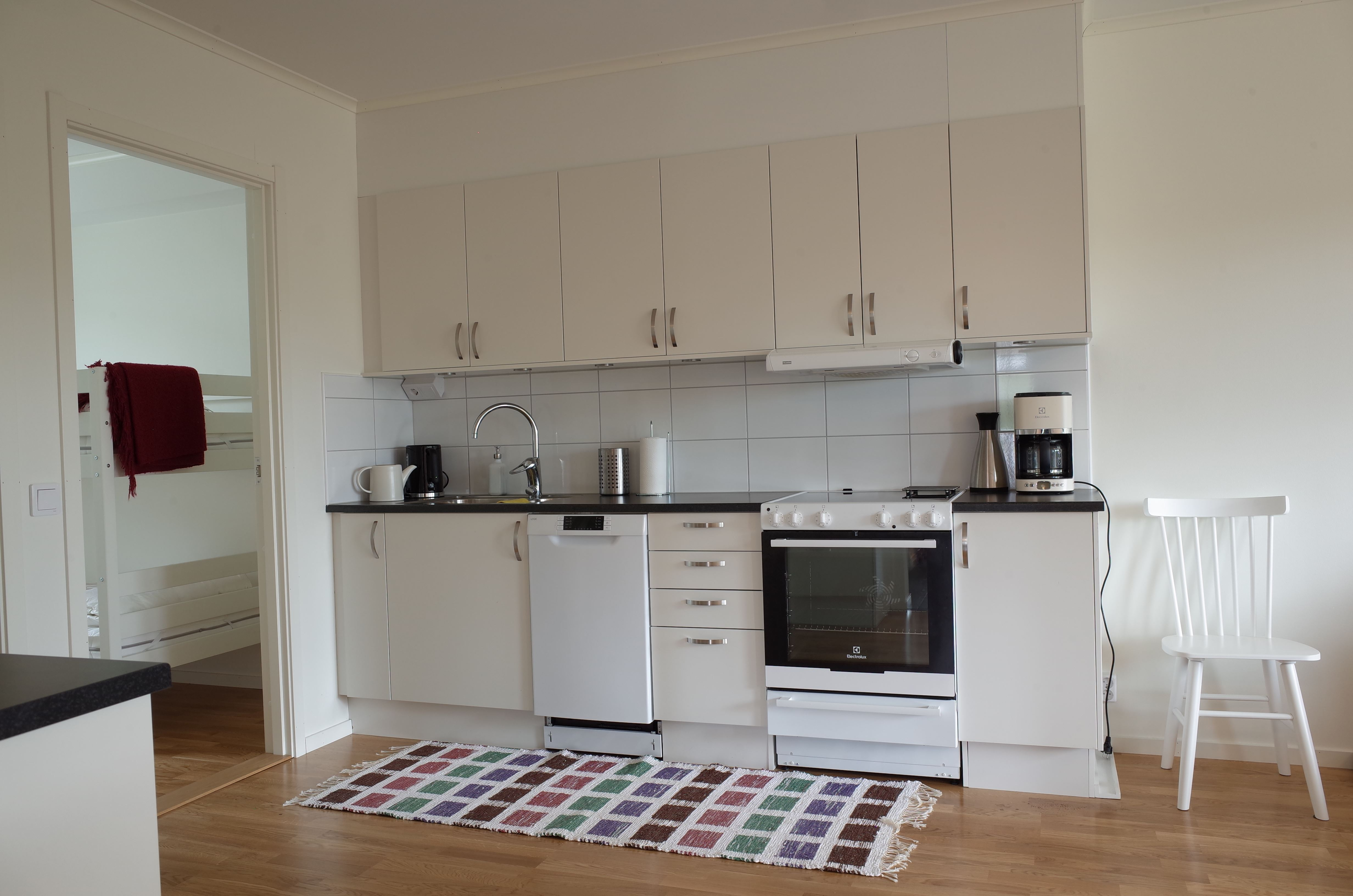 Elisabets Väg 6A - lägenhet i markplan