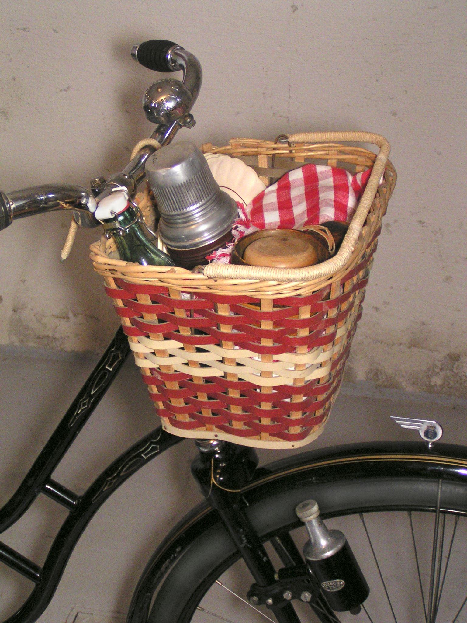 Älskade och armade cykel