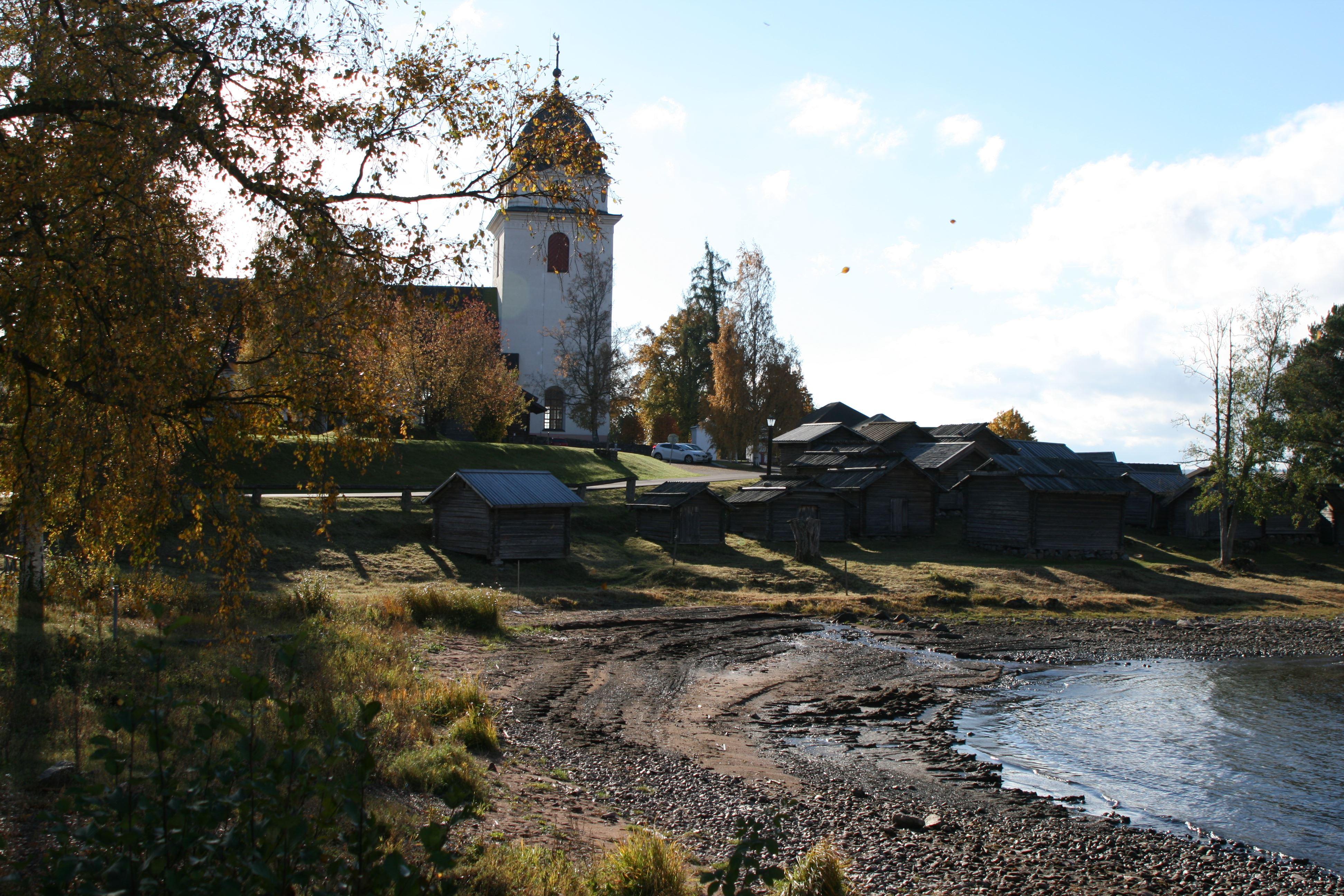 Musik vid helgsmål, Rättviks kyrka