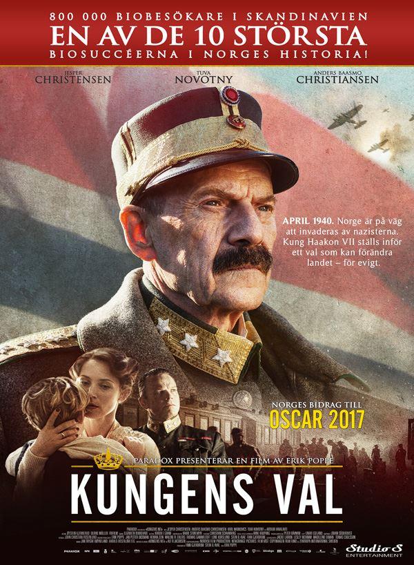 Södertälje Filmstudio visar: Kungens val