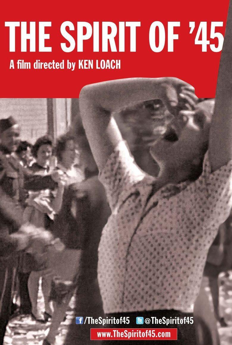 Södertälje Filmstudio visar: The spirit of '45