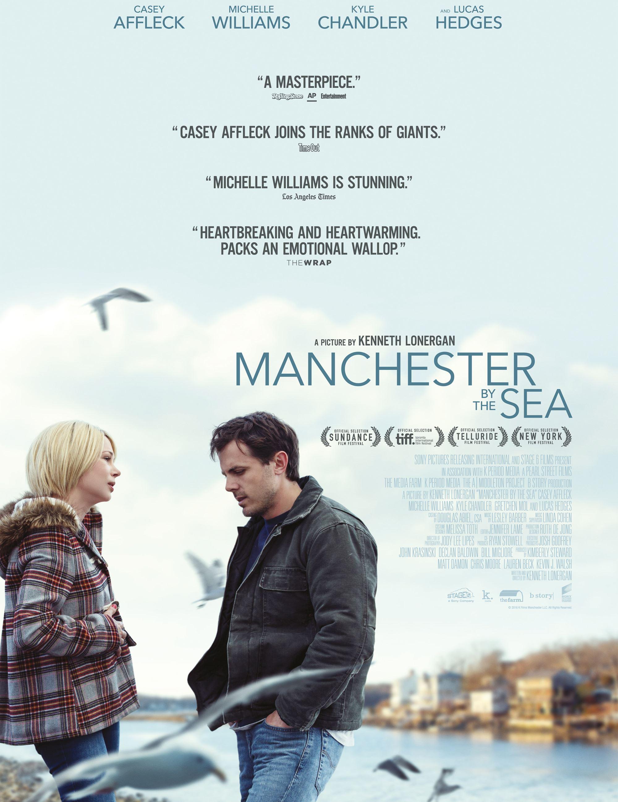 Södertälje Filmstudio visar: Manchester by the Sea