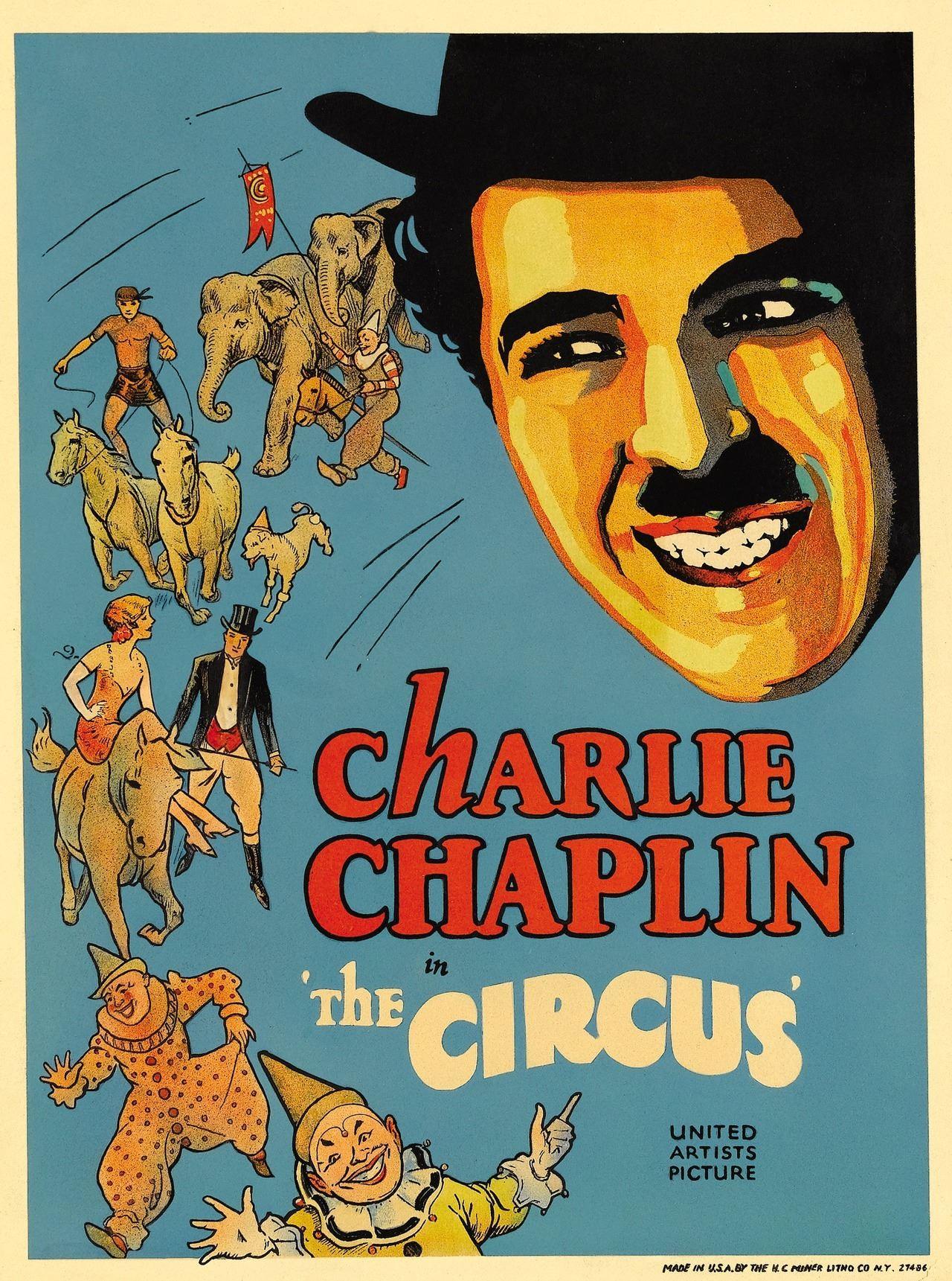 Södertälje Filmstudio visar: Cirkus