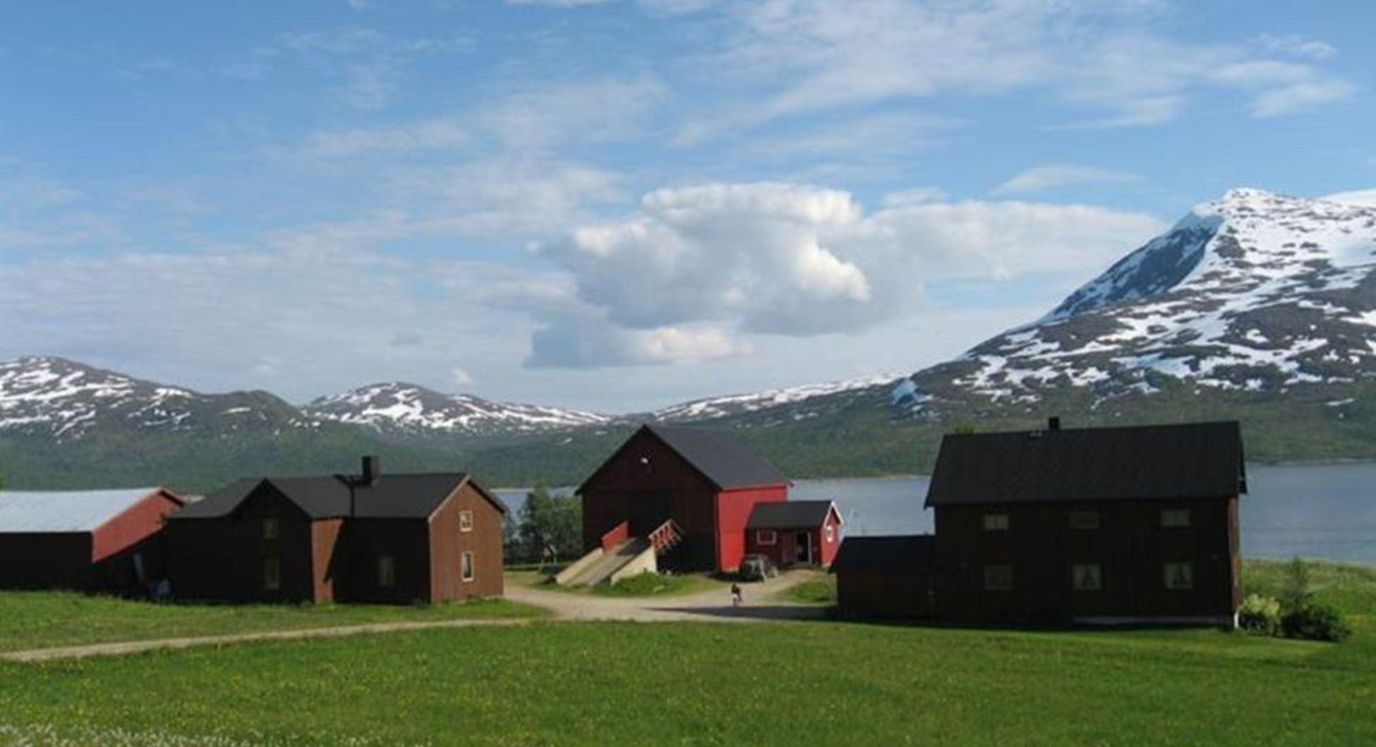 Stekvasselv Fjellgård - a mountain farm