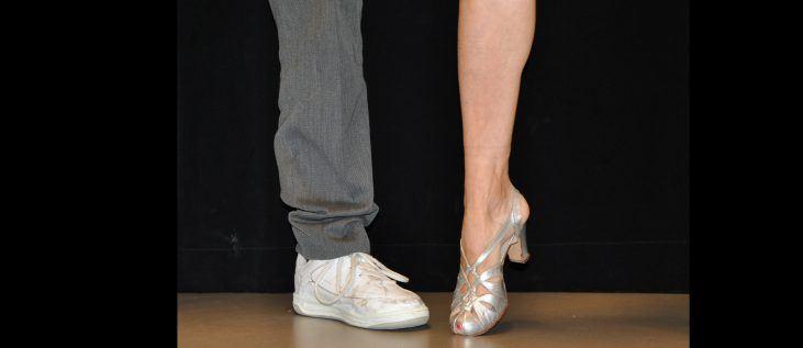 Danslektionen, Västerbottensteatern
