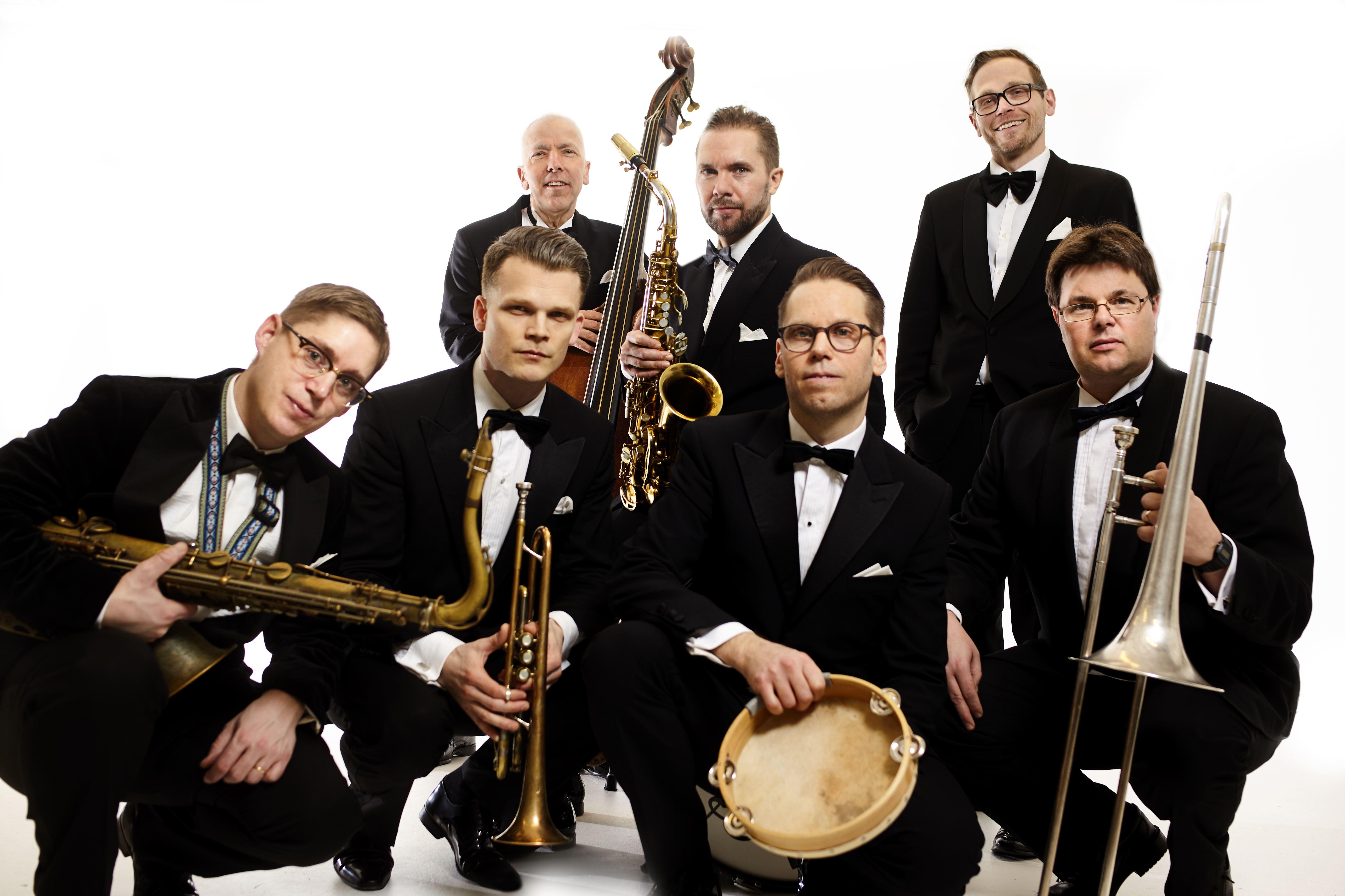 Konsert - Stockholm Swing All Stars