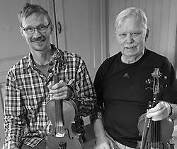 © Anders Almlöf och Pers Hans, Konsert med Pers Hans och Anders Almlöf - Rättviks Kulturhus
