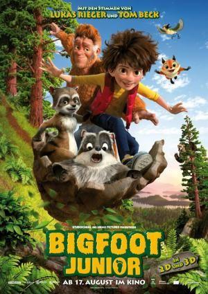 Elokuvateatteri: Bigfoot - Isonjalan poika