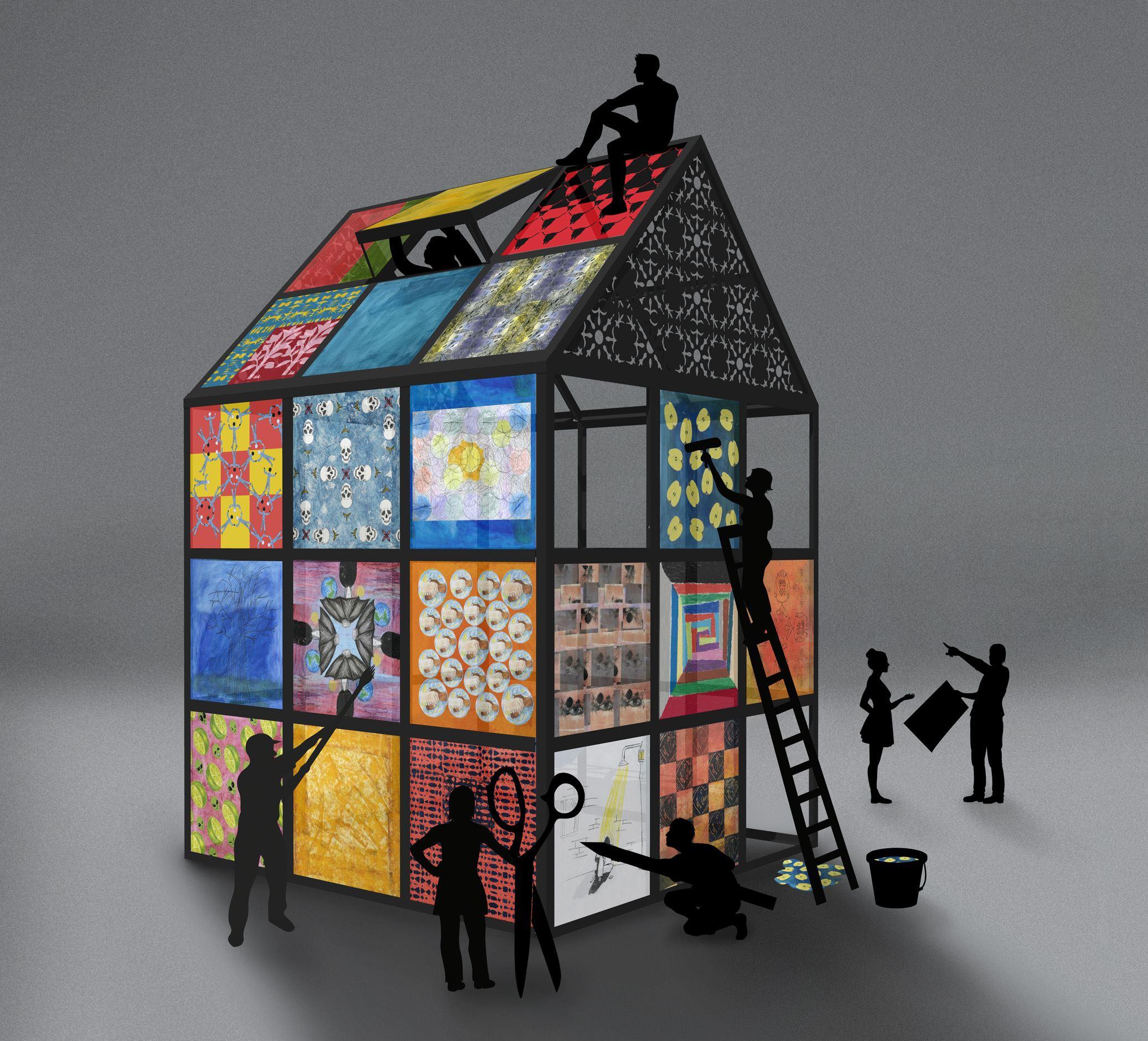 Trelleborgs museum,  © Trelleborgs museum,  Exhibition-New Pattern