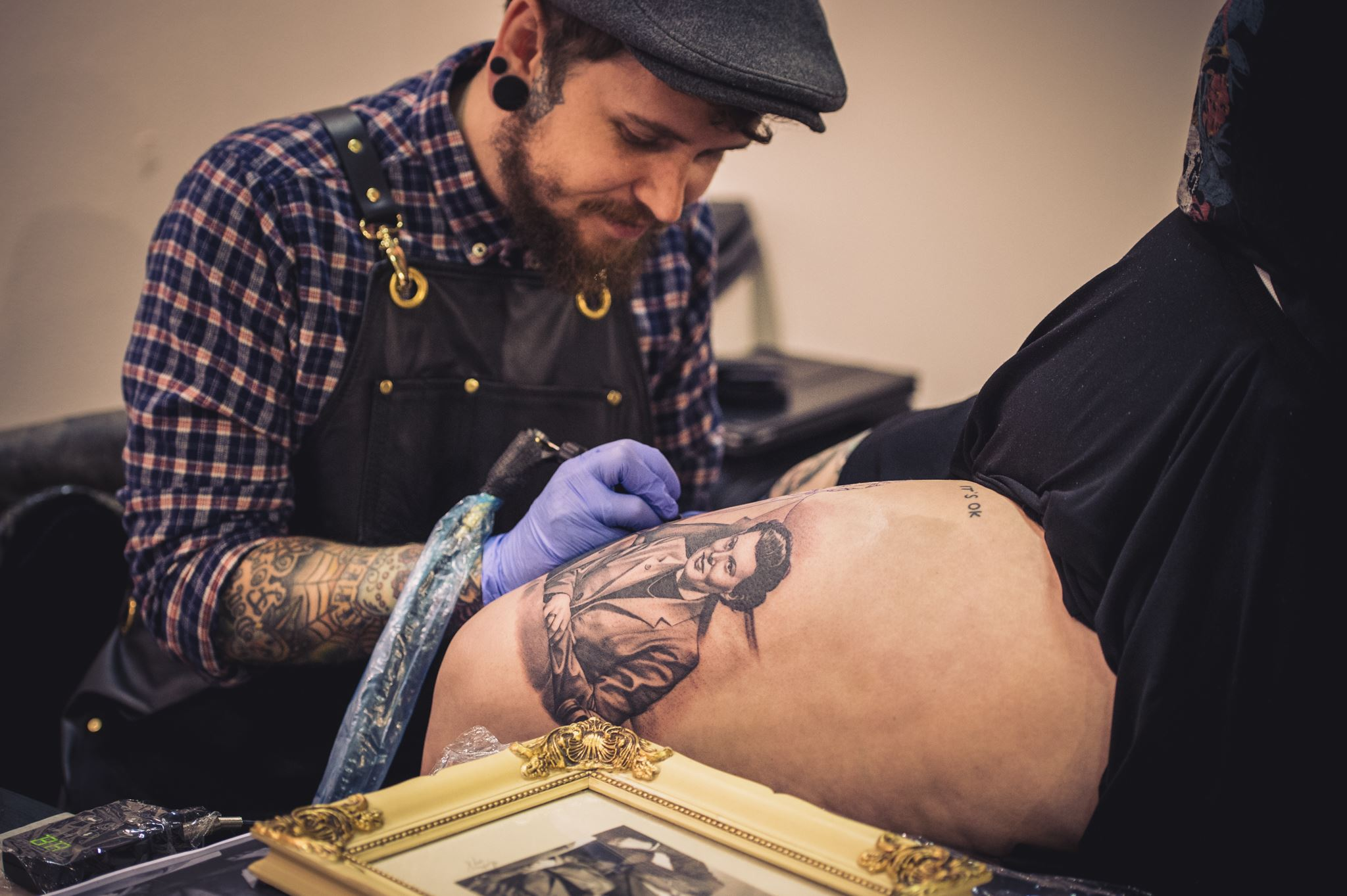 © Anne o Sune ©SEIZE Media0110, Ume Tattoo Fest