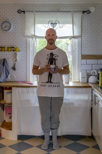 Carl Olof Berg,  © Carl Olof Berg, Hemma hos dig med Carl Olof