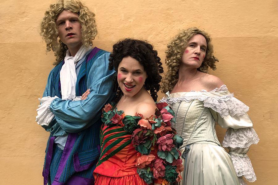 Tartuffe en komedi om en skenhelig bedragare