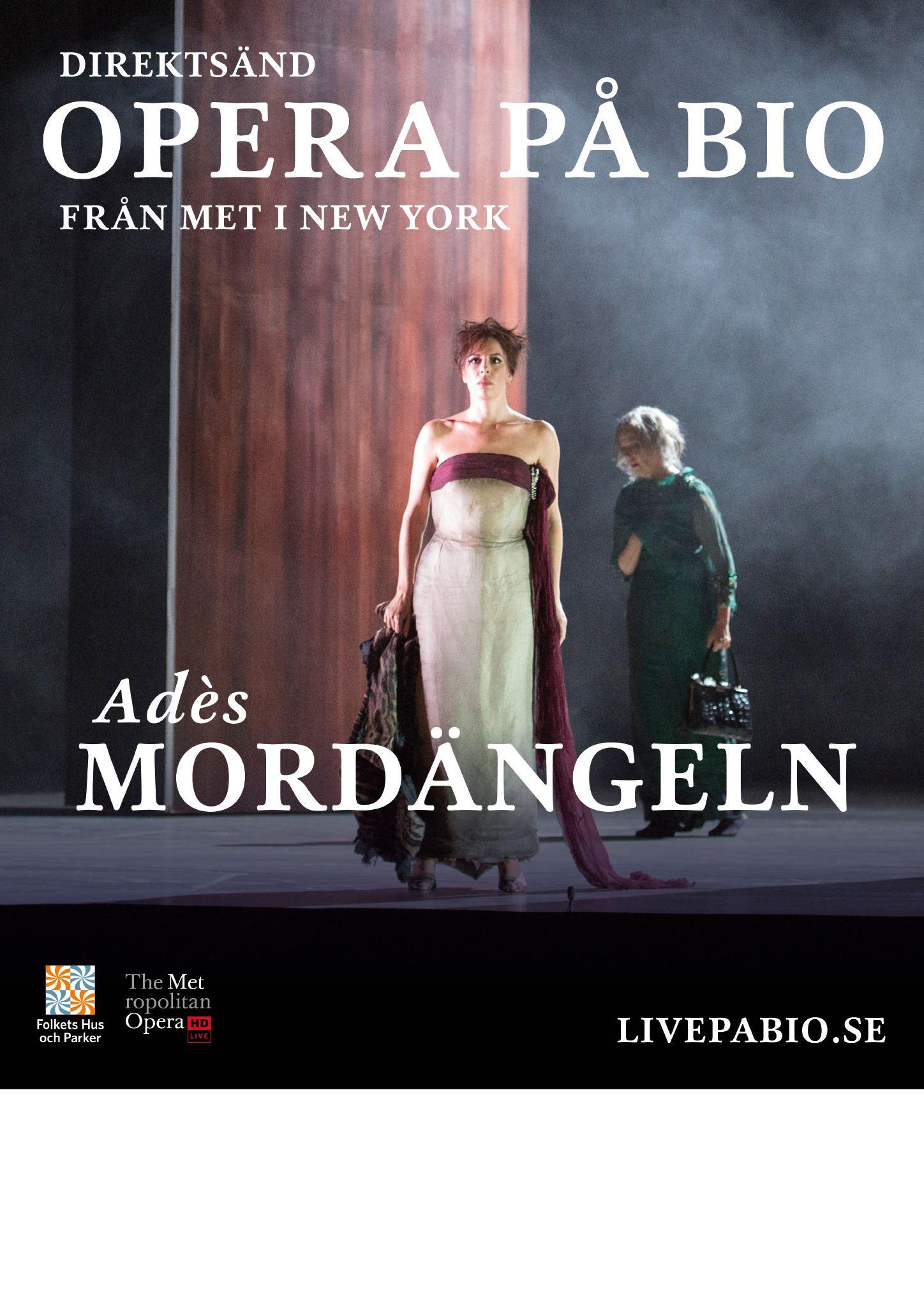 Livesänd Opera - Mordängeln