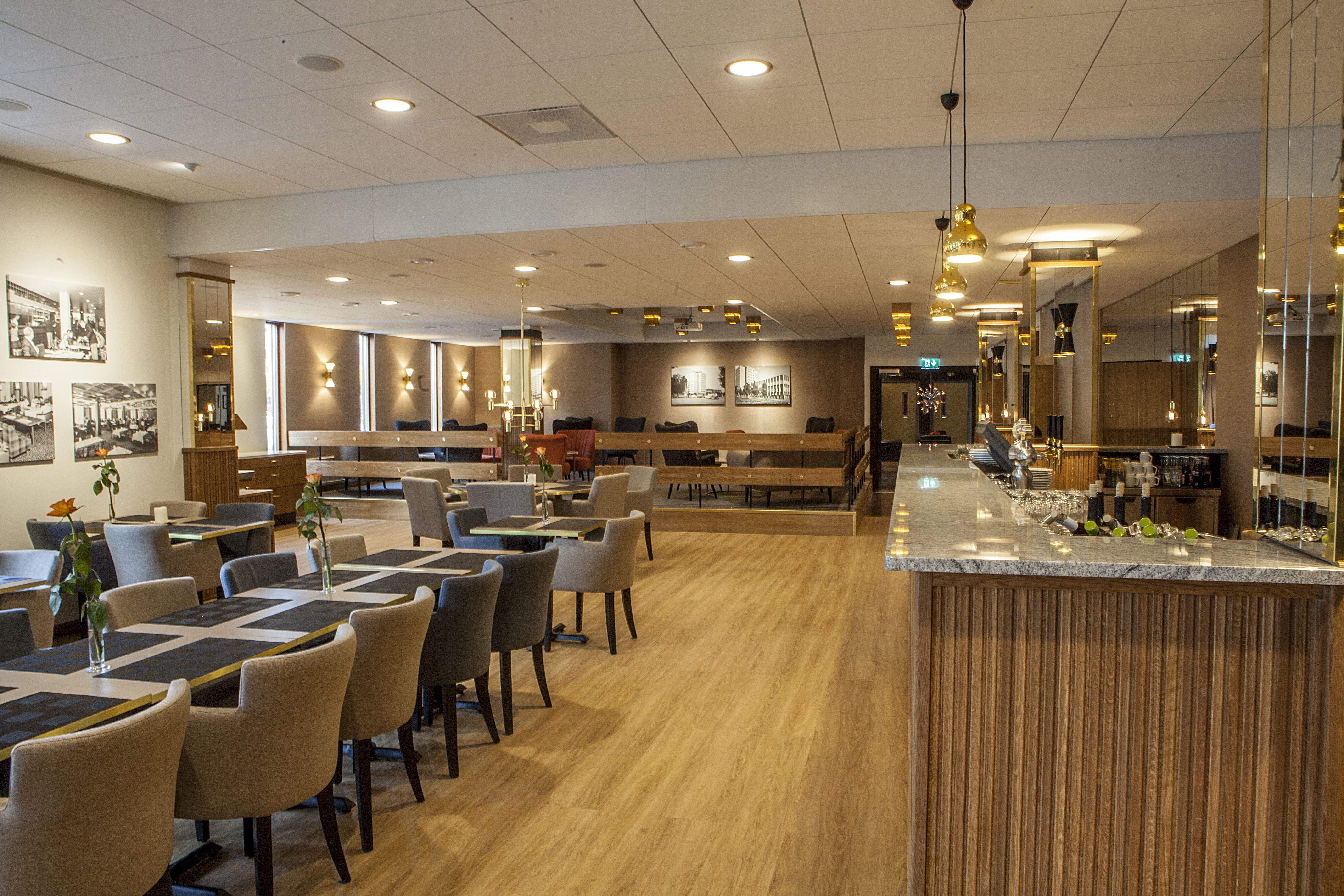 Hotell Högland restaurang
