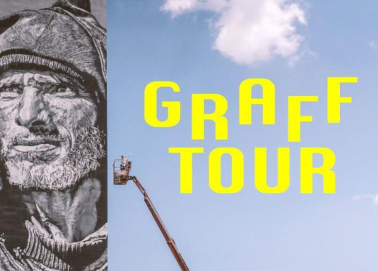 Journées du patrimoine: Graff tour