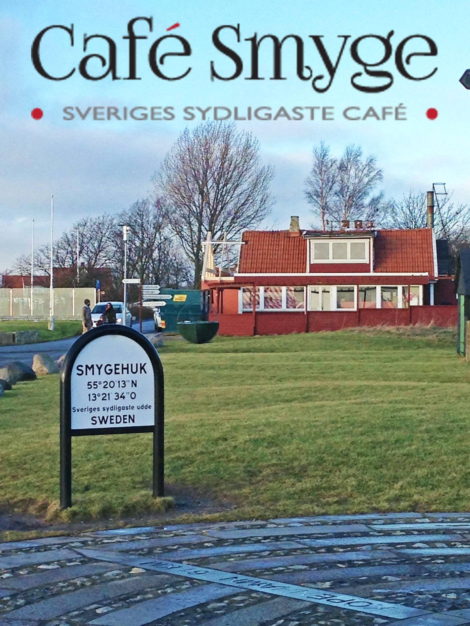 Café Smyge, Smygehuk