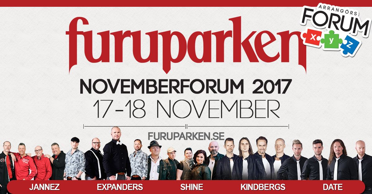 © Furuparken, Novemberforum 2017