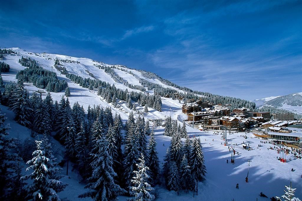 6 rooms 10 people ski-in ski-out / SAINT NICOLAS (mountain of dream)