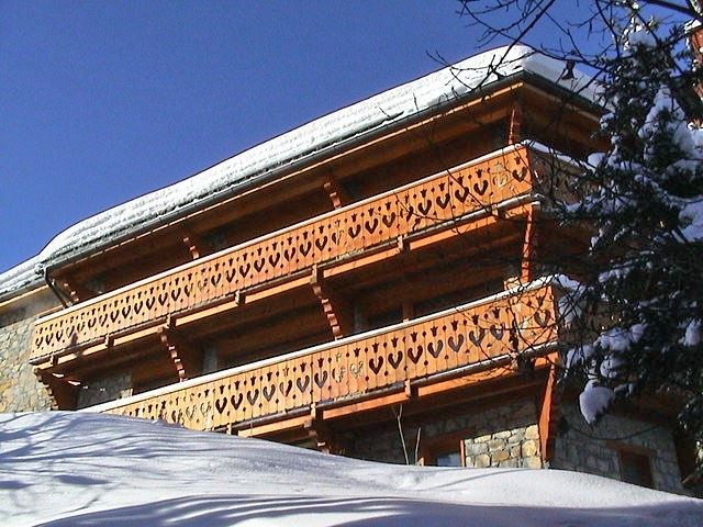 5 rooms 8 people / SAINT CHRISTOPHE (mountain of dream)