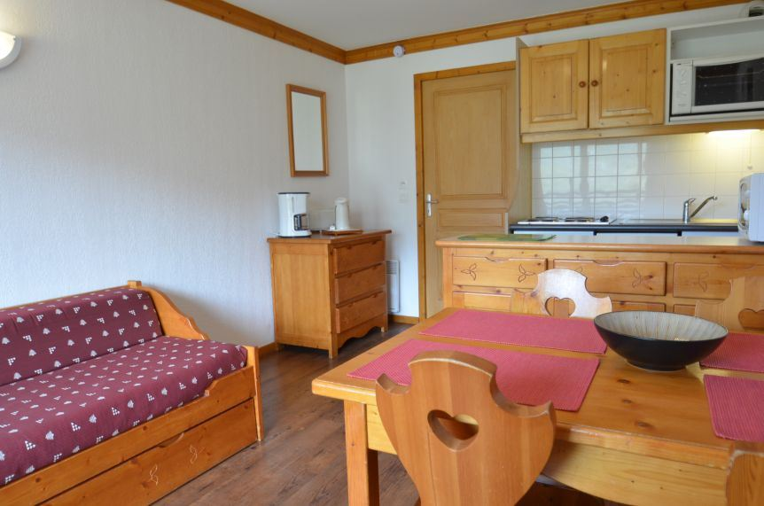 2 Rooms 4 Pers ski-in ski-out / VALMONT 1011