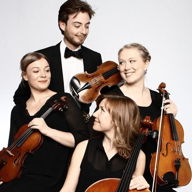 Treitlerkvartetten i Sollefteå Kyrka