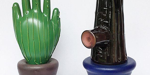 Händer i höst på The Glass Factory