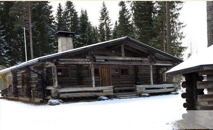 Kutajoenniemen Metsästysseuran metsästysmaja