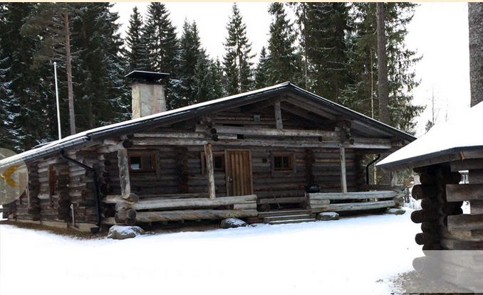 Kutajoenniemi Hunting Club Hut