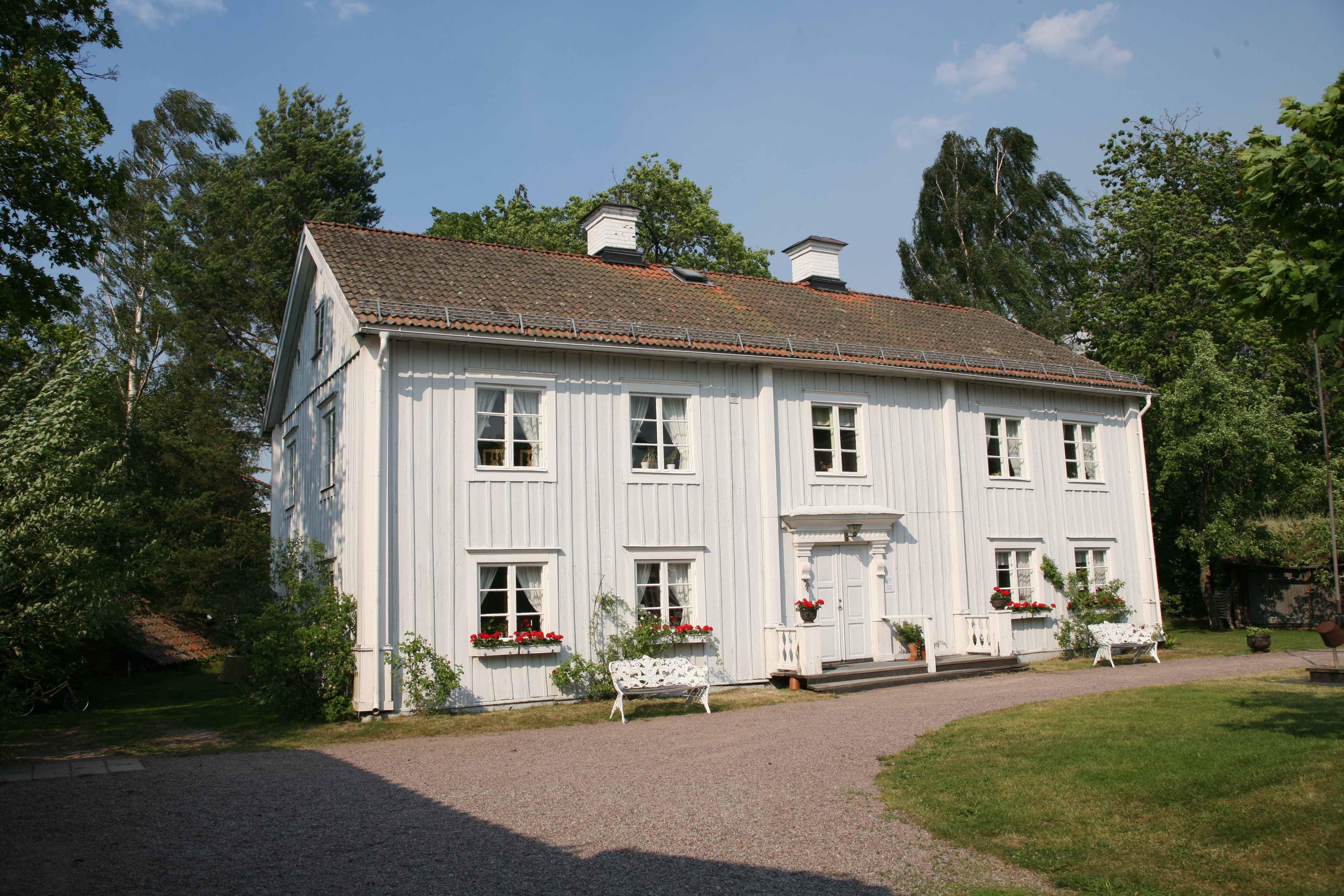 Kulturverkstad på Karlfeldtsgården