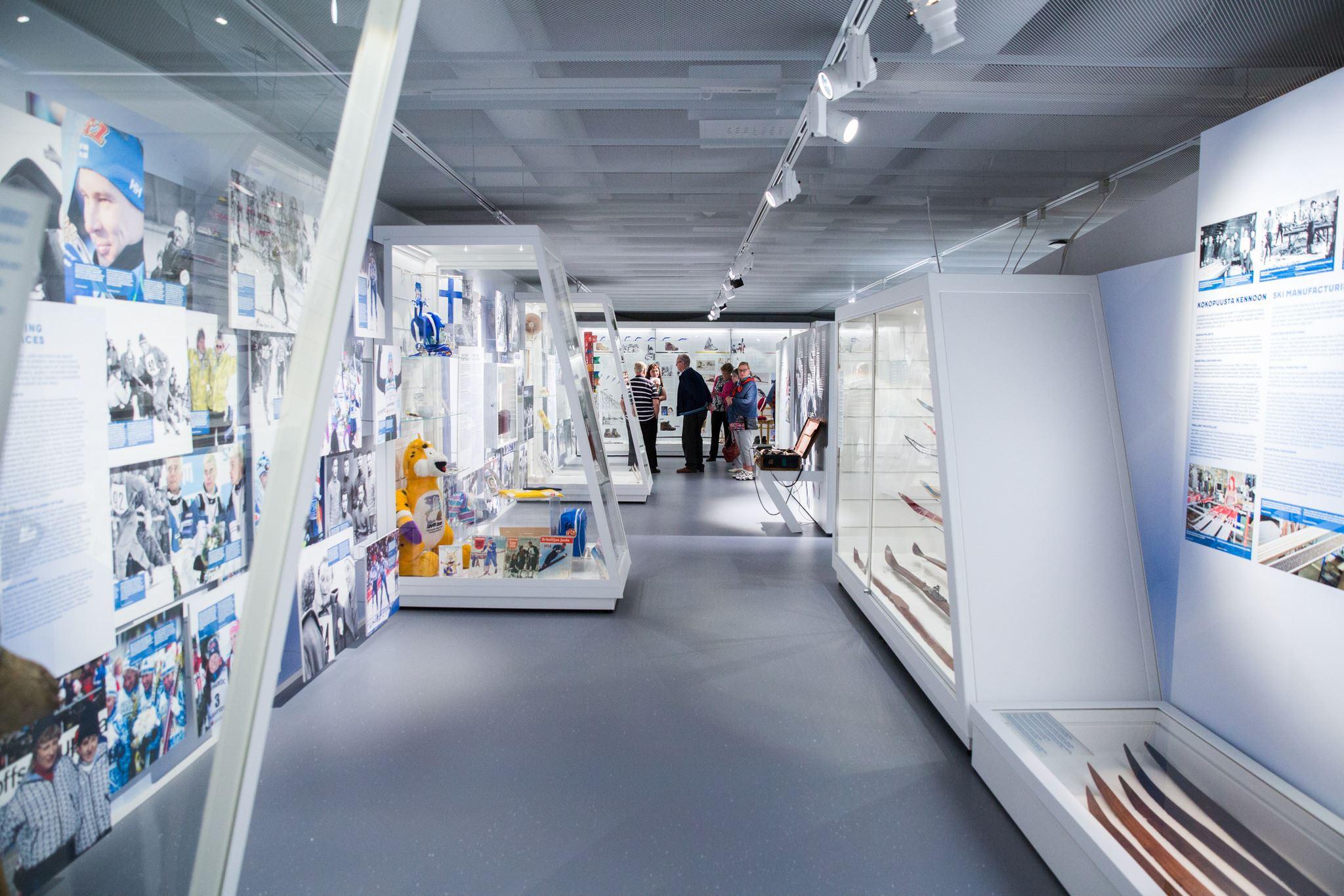 Hiihtomuseo | Lahden museot
