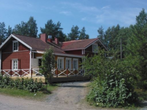 Countryside holiday houses of Lomakivi