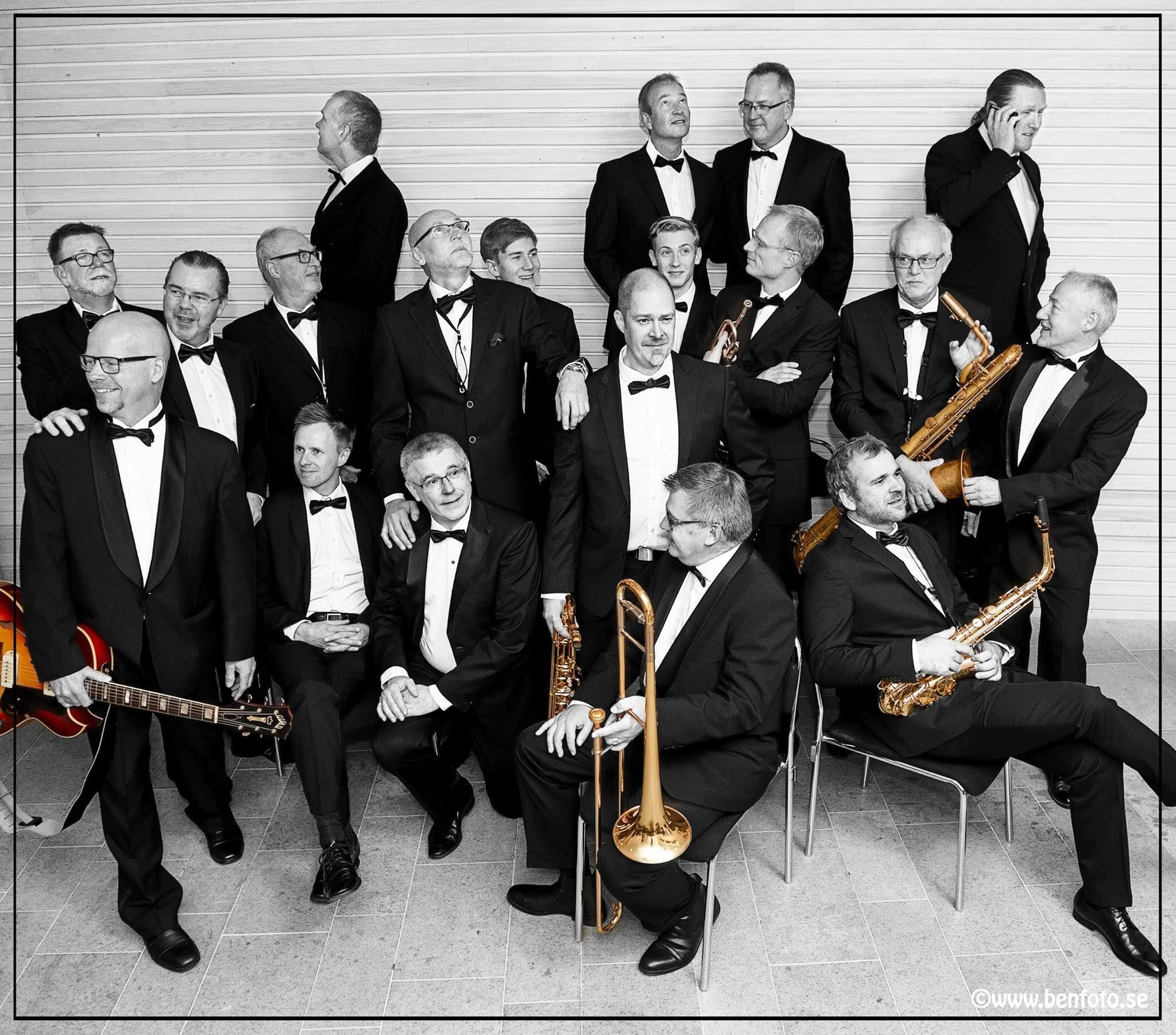 Dans i Deltat med Lindy Hop och Carlshamn Punch Big Band