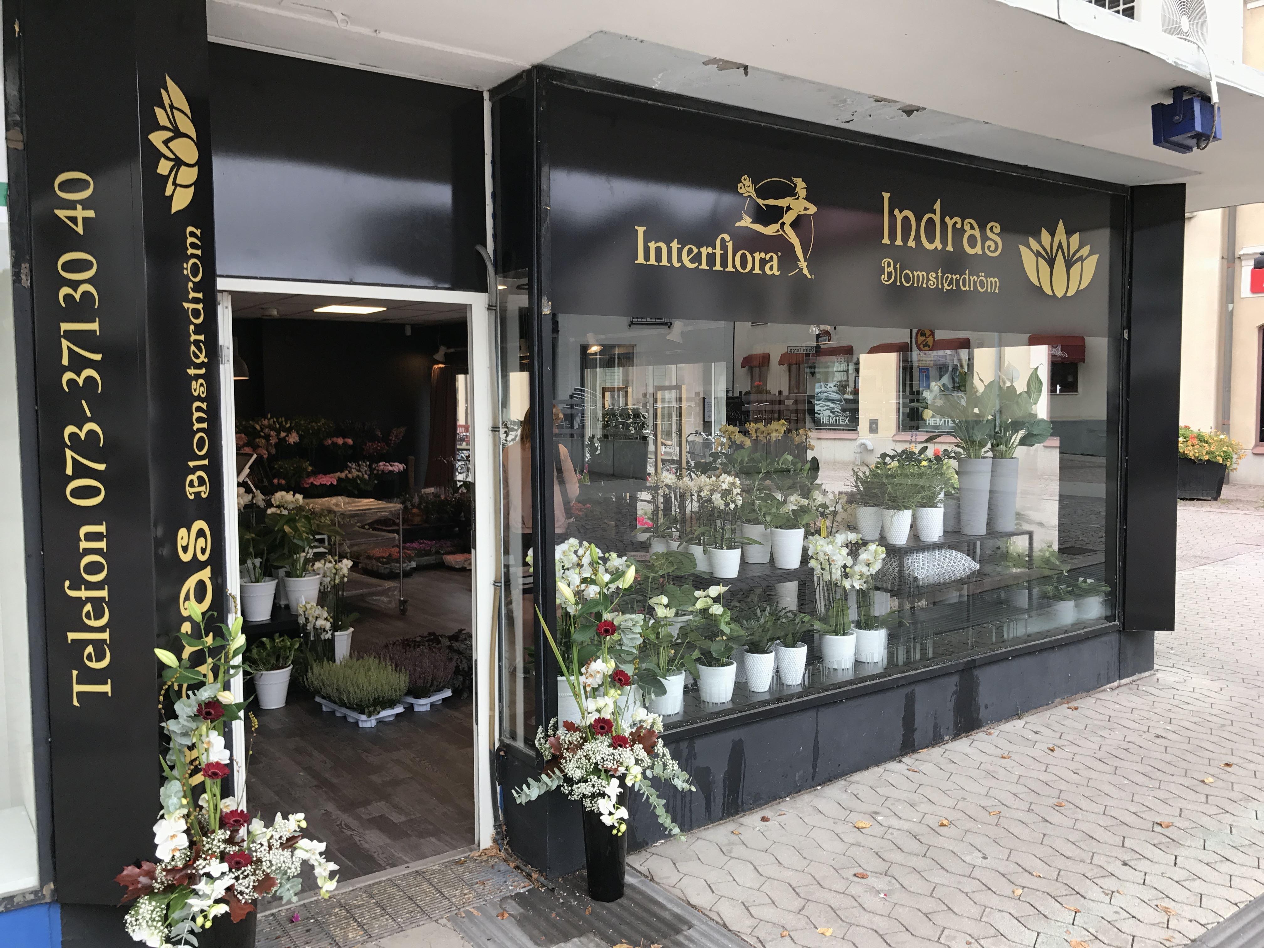 Indras Blomsterdröm