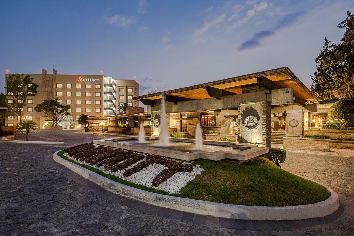 Marriott® Puebla
