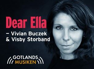 Vivian Buczek & Visby Storband - Dear Ella