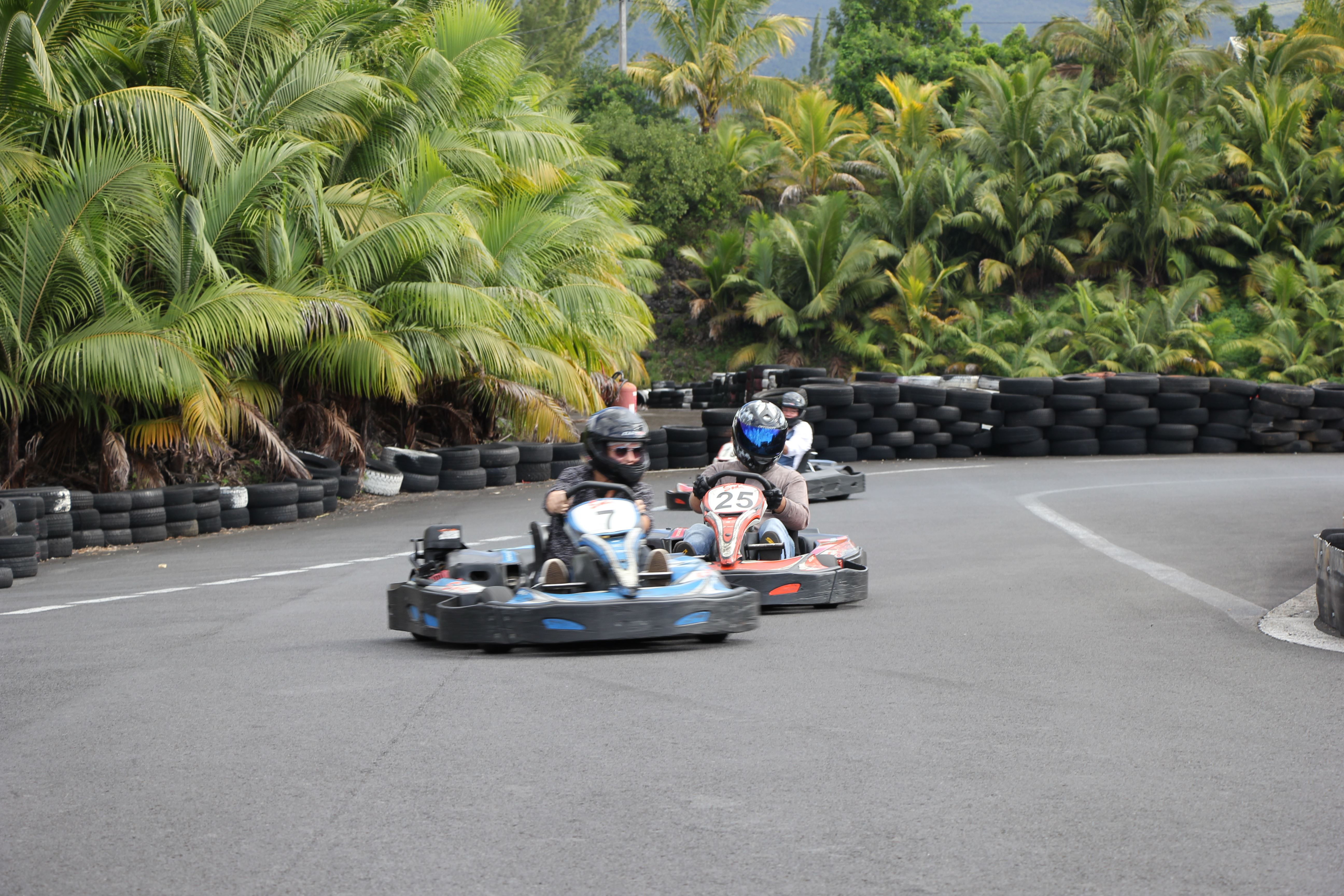 5,4,3,2,1... Go ! Challenge karting